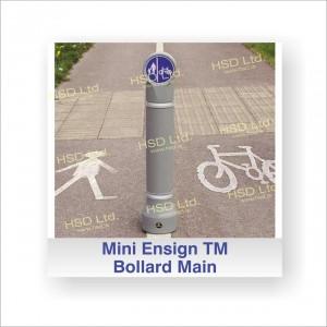 HSD Ltd: Mini Ensign Ped Cyc