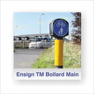 HSD Ltd: Ensign Bollard