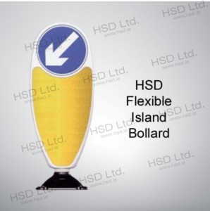 HSD Ltd: Flexible Island Bollard
