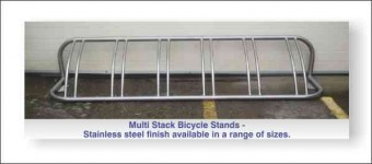 Multi Stack Bicycle Stand