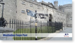 Medieval Mile Kilkenny Sign